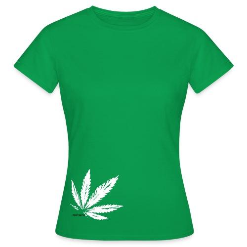 Hemp Nature - Frauen T-Shirt