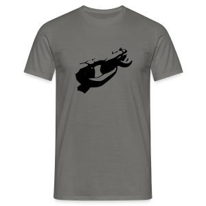 Stahlhart - Männer T-Shirt