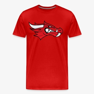 The Dragon T-Shirt - Men's Premium T-Shirt
