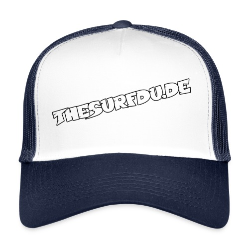 THESURFDU.DE Cap - Trucker Cap