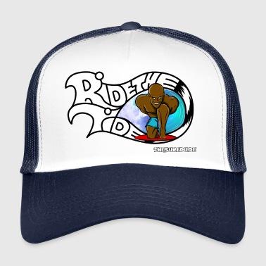 Ride The Tide Cap MP - Trucker Cap
