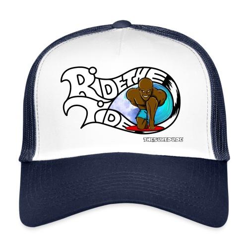 Ride The Tide Cap - Trucker Cap