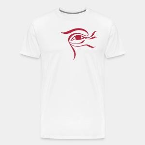 Œil-Fleur 2 (monochrome) - T-shirt Premium Homme