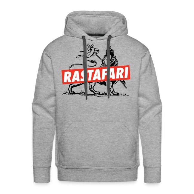 Rastafari - Lion of Judah - Rastafara - Reggae King Hoodie