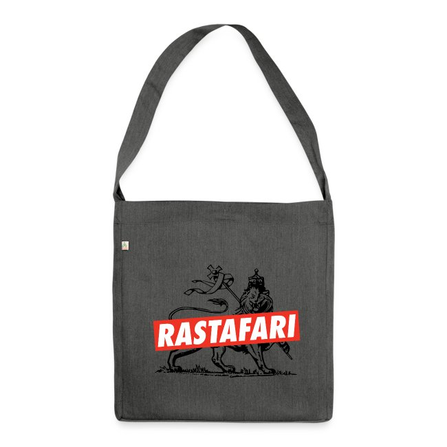 Rastafari - Lion of Judah - Rastafara - Reggae Shopping Bag