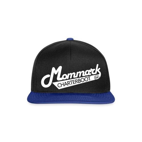Cooles Cap | Modelogo weiss - Snapback Cap