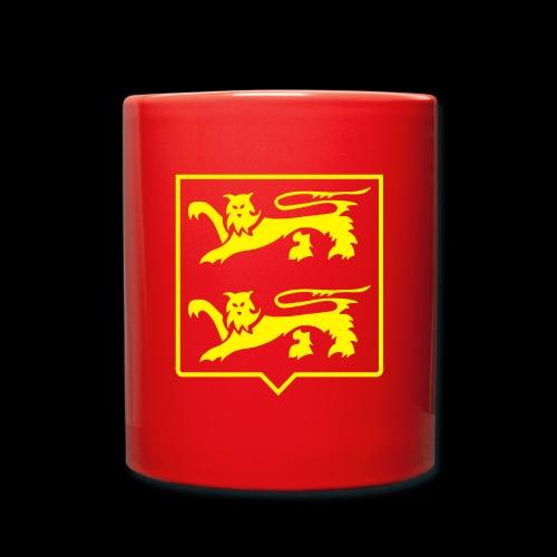 Blason Normandie - Mug uni