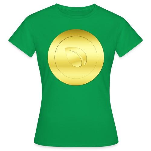 Peercoin - Frauen T-Shirt