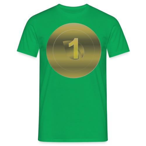1 Peercoin - Männer T-Shirt