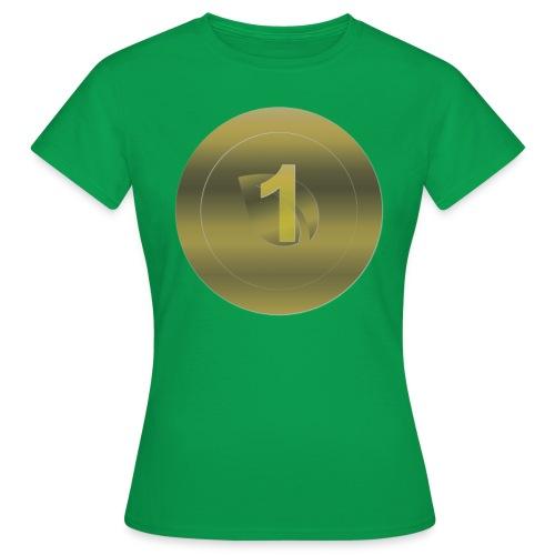 1 Peercoin - Frauen T-Shirt