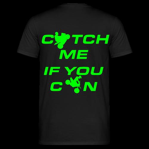 Catch Me Shirt | NEO GREEN - Männer T-Shirt