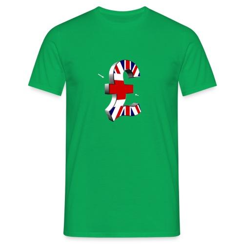 Pound - Männer T-Shirt