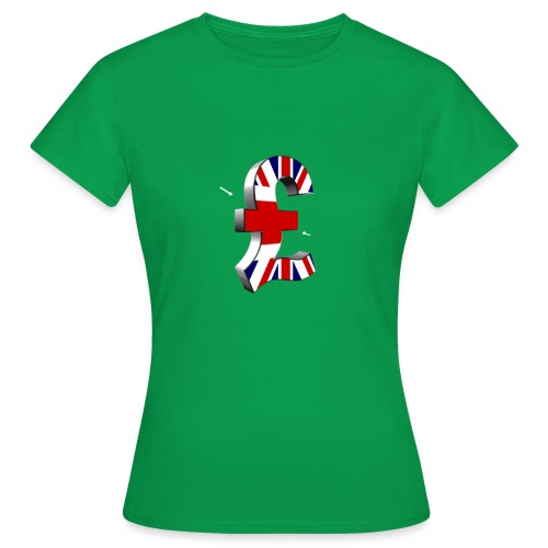 Pound - Frauen T-Shirt