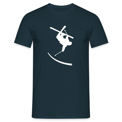Ski Crazy! - Men's T-Shirt