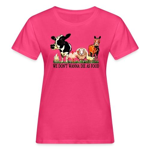 Loving Animals 3 - Women's Organic T-Shirt