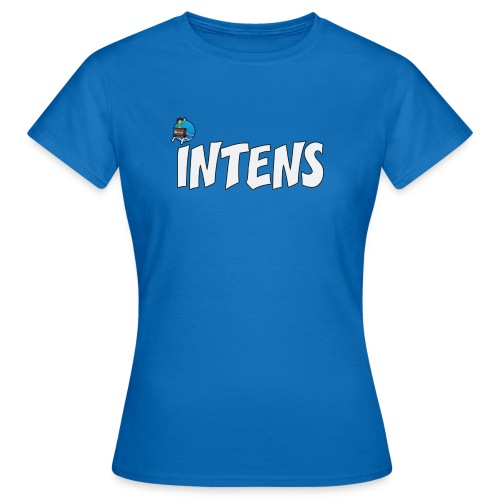 Intens Shirt (VROUW) - Vrouwen T-shirt