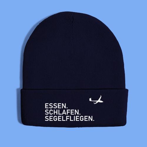 Essen Schlafen Segelfliegen - Winter Hat