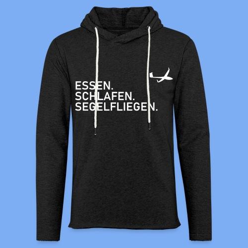 Essen Schlafen Segelfliegen - Light Unisex Sweatshirt Hoodie