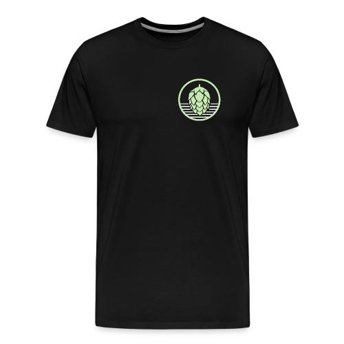Schwenkenshirt Dolde - Männer Premium T-Shirt