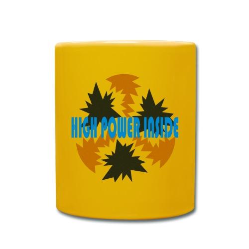 high power mug - Tazza monocolore