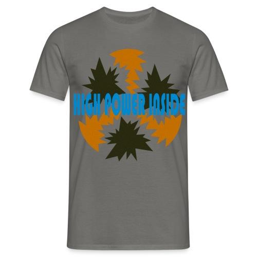 high power t-shirt - Maglietta da uomo