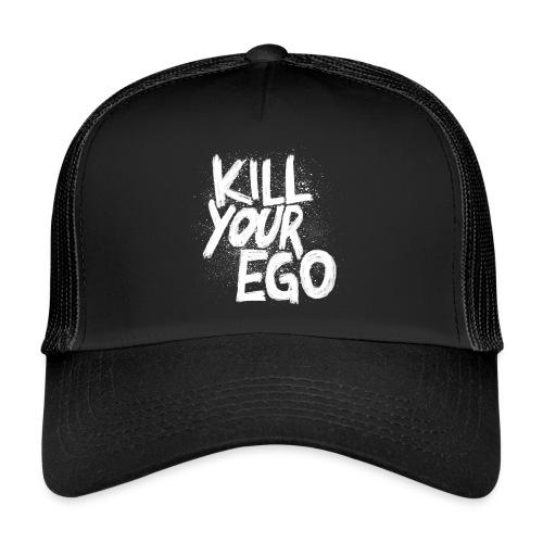 Ego-Killing hochwertiges Cap für Mann und Frau (unisex) - Trucker Cap