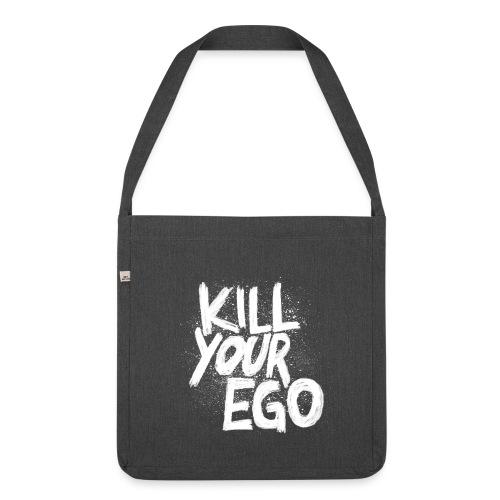 Ego-Killing stylische Schultertasche aus Recycling-Materialen - Schultertasche aus Recycling-Material