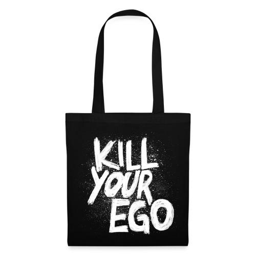 Ego-Killing Schultertasche  - Stoffbeutel