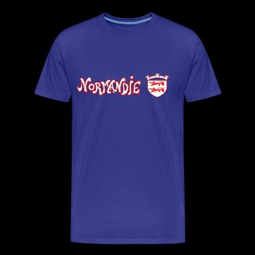 Normandie Blason  - T-shirt Premium Homme