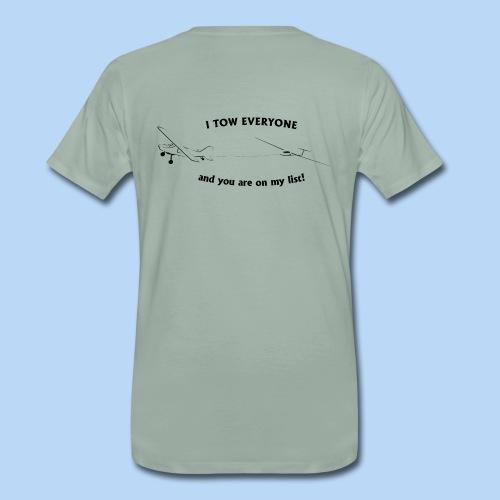 Schlepper T-Shirt hell - Männer Premium T-Shirt