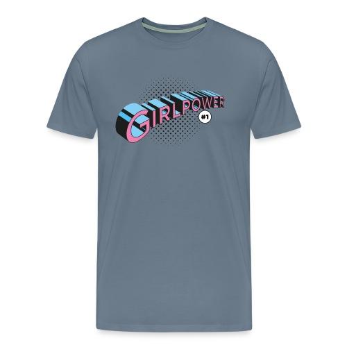"""T-Shirt Boys """"Girlpower"""" - Männer Premium T-Shirt"""