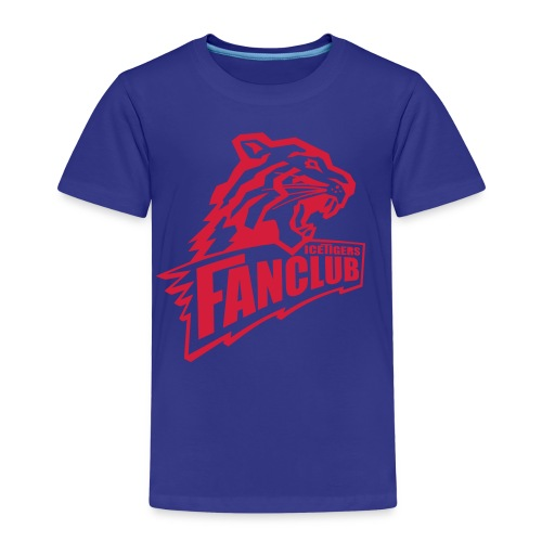 V Shirt Logo vorne u hinten - Kinder Premium T-Shirt