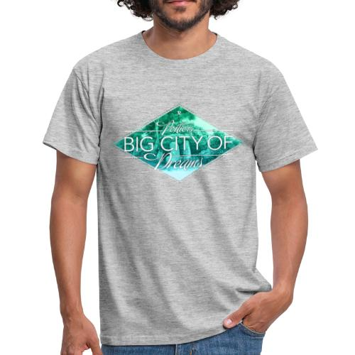 Poitiers, big city of dreams - Pierre levée - T-shirt Homme