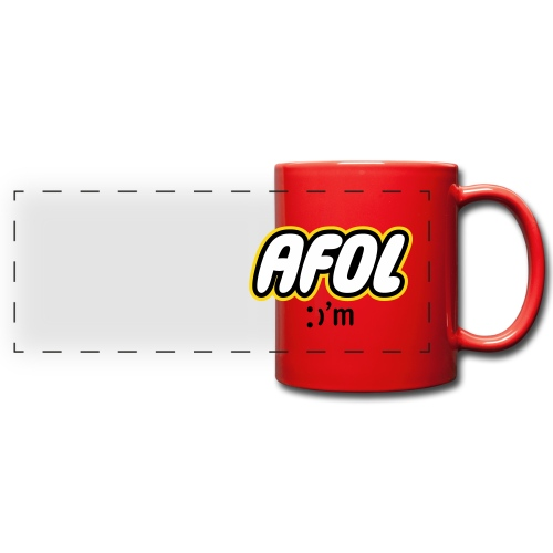 Mug panoramique uni