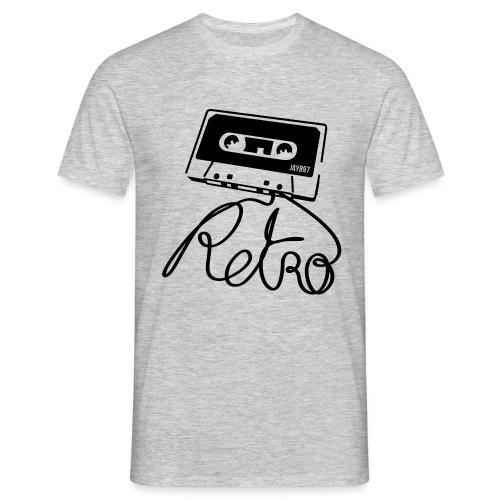 Rétro - T-shirt Homme