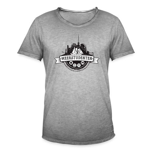 Meerstudenten - Herren Vintage Shirt - Männer Vintage T-Shirt