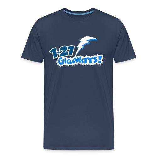 1.21 Gigawatts - Men's Premium T-Shirt