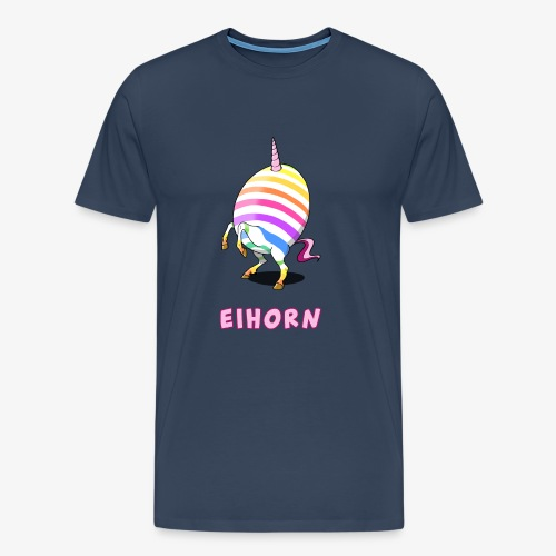 Eihorn Men - Männer Premium T-Shirt