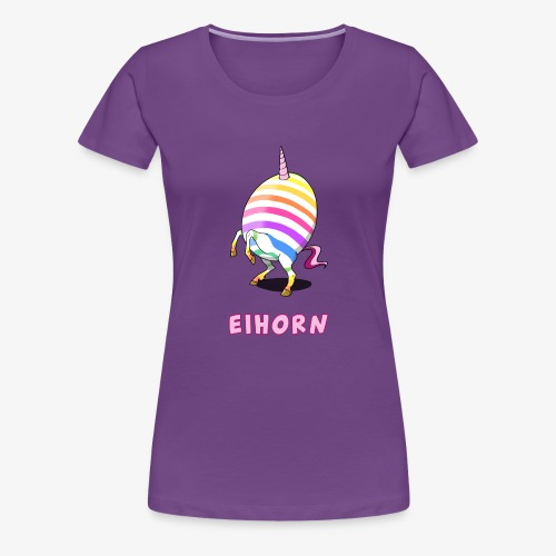 Eihorn Women - Frauen Premium T-Shirt