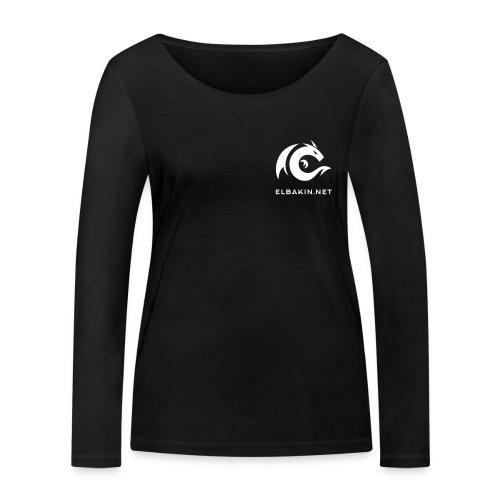 T-shirt femme noir manches longues coton bio - T-shirt manches longues bio Stanley & Stella Femme