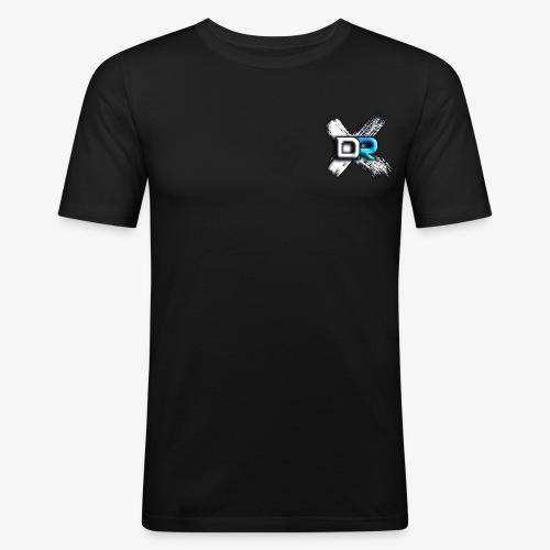 dR Slim Fit T-shirt herr - Slim Fit T-shirt herr