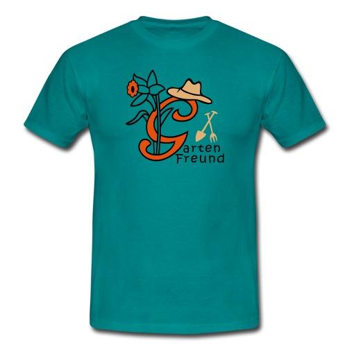 Gartenfreund - Männer T-Shirt