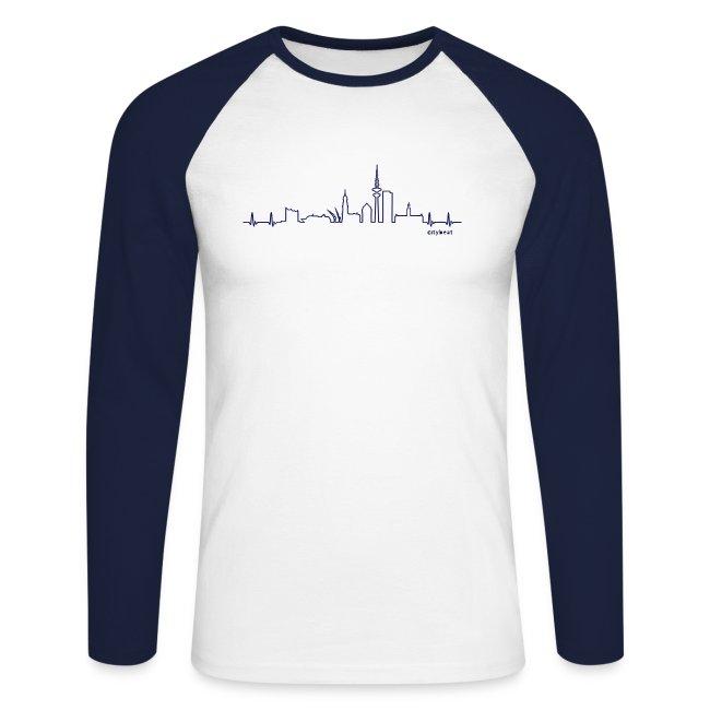 Citybeat Hamburg Baseballshirt