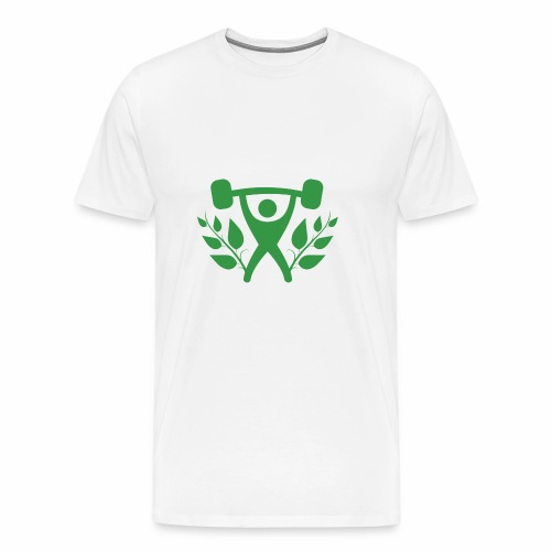 Transform Your Body and Our Planet - Men's Premium T-Shirt