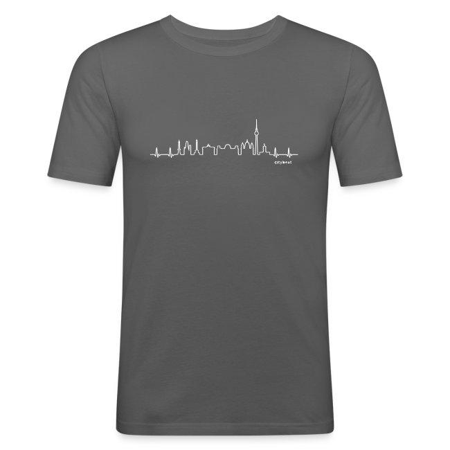 Citybeat Berlin Männer-Tshirt