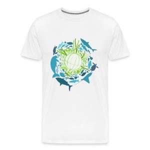 World Seagrass Day - Men's Premium T-Shirt