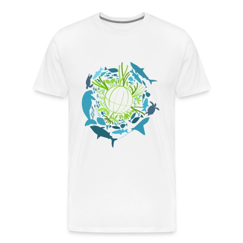 World Seagrass Day - Men's Premium T-Shirt