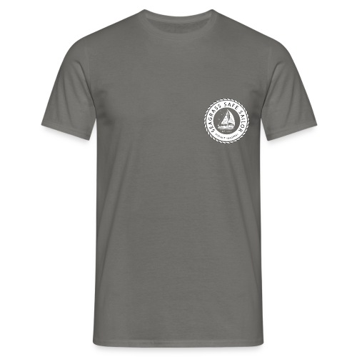 Seagrass Safe Sailor - Men's T-Shirt