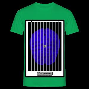 fartphoned - Men's T-Shirt