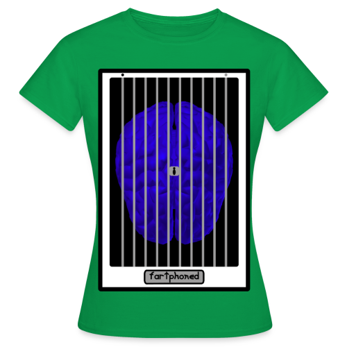 fartphoned - Women's T-Shirt